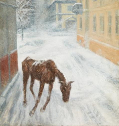 Duray Tibor: Háborús ló
