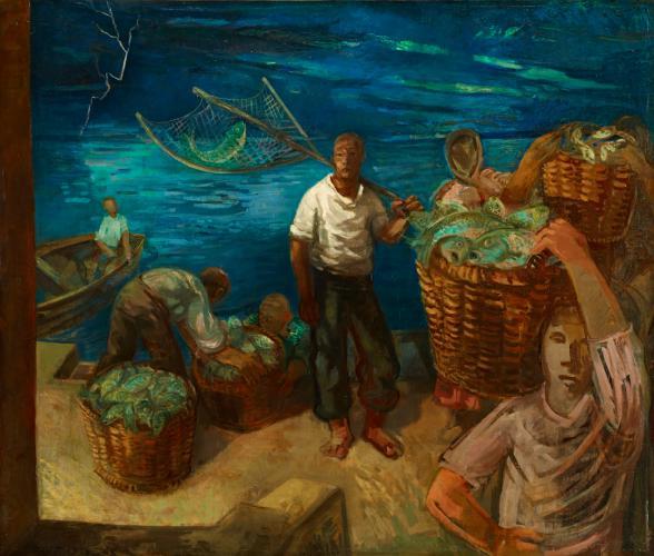Duray Tibor: Hazatérő halászok