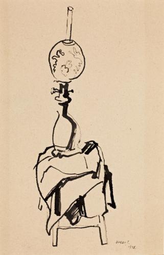 Duray Tibor: Lámpa