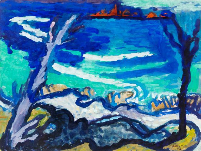 Duray Tibor: Cannes-i tengerpart