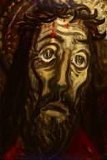 Duray Tibor: Krisztus-fej
