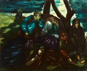 Duray Tibor: Menekültek