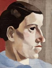 Duray Tibor: Női arckép